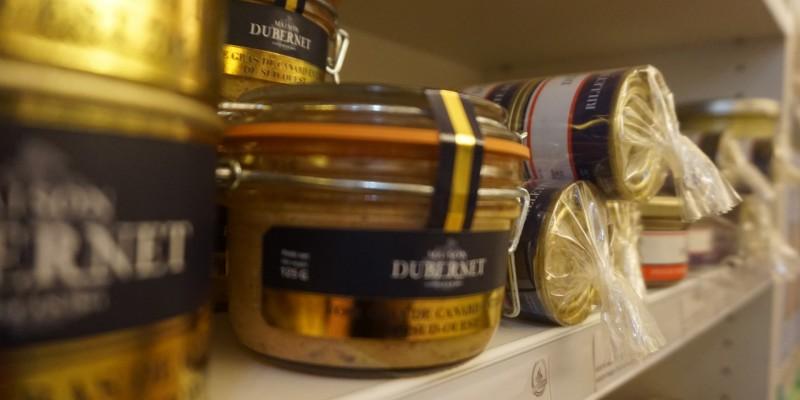 Fresh and Preserved Foie Gras
